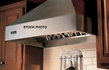 NEVER USED VIKING 42 ICH HOOD WITH 600 CFM BLOWER STAINLESS STEEL