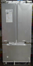 Thermador Freedom Collection T36IT900NP 36  Built In French Door Refrigerator