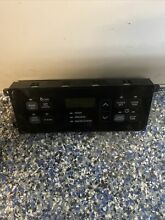 Genuine OEM Frigidaire Oven Range Control Board With Black Overlay SF5301 002