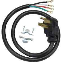 GE 4 ft  4 Prong 30 Amp Dryer Cord