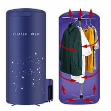 Clothes Dryer Portable Travel Mini 900W dryer machinePortable dryer for apart