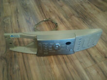 USED KENMORE HE4T WASHER CONTROL PANEL AND USER INTERFACE  8182251   8182996