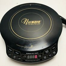 NuWave PIC Gold Precision Induction Portable Cooktop Precise Temp 30201 AQ