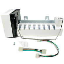 ForeverPRO 5303918277 Replacement Icemaker for Frigidaire Refrigerator 218226