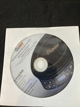 NuWave Precision Induction Cooktop Gold Instructional DVD only