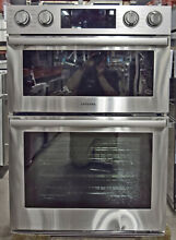 Samsung Chef Collection NQ70M9770DS 30  Electric Microwave   Wall Oven Combo