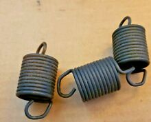 Whirlpool Washer Model LSQ8543JT1 Suspension Spring  671098 Set of 3 Springs