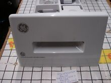 WH47X28597  WH13X29946 GE Washer Dryer combo Sopa dispenser drawer Unboxed