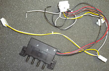NEW Whirlpool Maytag Hood Electronic Control Board w  Push Buttons W10419516