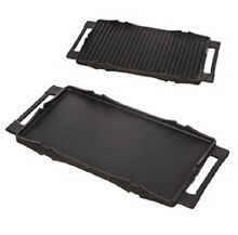 NEW Frigidaire Gas Range Reversible Griddle Grill Combo w  Handles 316534001