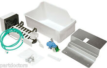 NEW Frigidaire   Kenmore Upright Freezer Icemaker Installation Kit IM501