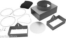 NEW Jenn Air Range Wall Hood Recirculation Non Duct Filter Kit W10272064