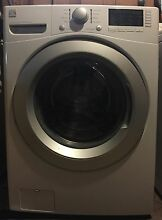 Practically Brand New White Front Load Kenmore  Washer  Energy Star Compliant