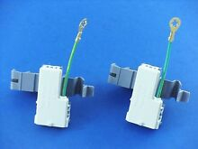 8318084  Washer Lid Switch for Whirlpool  Kenmore  Roper   2 Pack