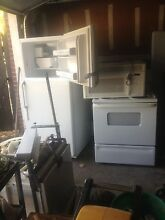 All white appliances