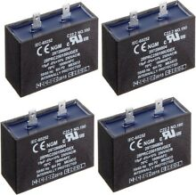 5304464438  Refrigerator Capacitor for Frigidaire  Electrolux 4 Pack