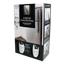 Liquid Stainless Steel Refrigerator Kit