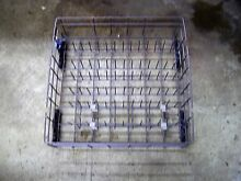 Whirlpool dishwasher lower rack WPW10380385 used
