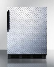 Medical NSF Compliant Built in Under Counter Refrigerator   Textured