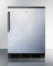 NSF Compliant Built in Under Counter Refrigerator Med Use Only FF7LBLBIDPL