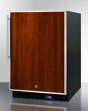 Frost Free Built In Undercounter All Freezers Black Model SCFF53BFR