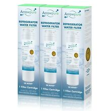 3X GE MSWF Compatible Refrigerator Water Filter Replacement  FREE USA SHIPPING