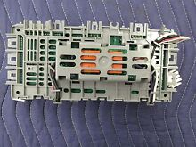 WPW10215493 Maytag Washing Machine Main Control Board   Model MVWB800VQO
