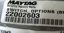 Whirlpool Maytag Samsung Washer Push Button Switch 22002603 New OEM
