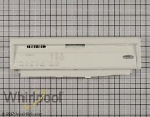 Whirlpool W10101940 Control Panel for Dishwasher