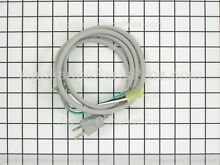 Genuine Whirlpool Maytag Washer Dryer Power Cord 34001204 NEW