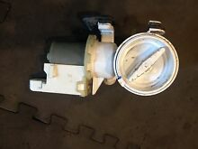 Washing Machine Pump And Assembly for Whirlpool WFW9050XW00 WFW9150WW00