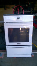 Frigidaire FFGW2415QW 24   Gas Single Wall Oven  in White