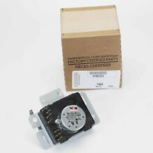 Genuine OEM W10436308 Whirlpool Timer W10857612 WPW10857612 W10857612 PS3632911