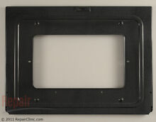 Maytag Whirlpool Jenn Air Stove Inner Door Panel 317023CG  WP2402W317 19 New