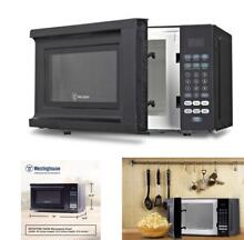Microwave Oven Kitchen Digital Countertop Warm Rack Counter Top Convenience Gift