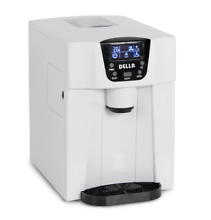 26lb Day Freestanding Water Dispenser Ice Maker Home Counter White Free Shipping