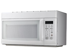 Microondas Over The Range Microwave Oven White 1000 Watt Magic Chef Above Stove