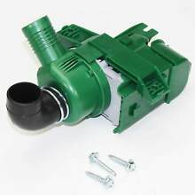 Washing Machine Drain Pump works with Whirlpool Cabrio W10536347 W10217134