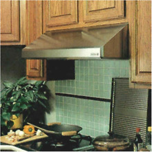 Lowest Price  Vent A Hood 48  Under Cabinet Kitchen Hood 600CFM Stainless Steel