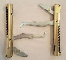 New Thermador Hinge Set 00487746  487746  2 Hinges  3 Year Warranty