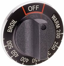 General Electric WB3X711 Range Stove Oven Thermostat Knob