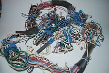 Complete Wiring Harness for Bosch Double Oven Model   HBL655AUC