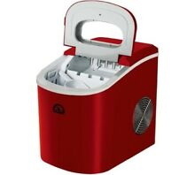 Igloo Portable Countertop Ice Maker ICE102   Red Outdoors Mini Delux Machine