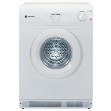 Brand New White Knight C42AW Vented Dryer 6KG With Free Extendable Hose