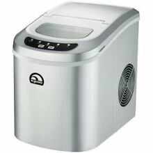 Igloo ICE102C SILVER Small Appliances Counter Top Ice Maker  Silver