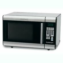 Cuisinart 1 Cu  Ft  Stainless Steel Kitchen Microwave  Certified Refurbished