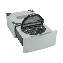 Kenmore Elite 26 51972 27  Wide Pedestal Washer in White  includes delivery a