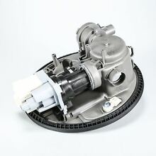 W10837026 For Whirlpool Dishwasher Pump and Motor