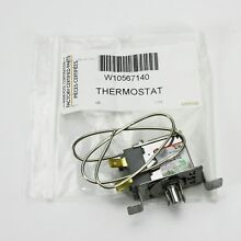 WPW10567140 For Whirlpool Refrigerator Thermostat