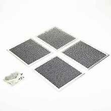 W10692910 For Whirlpool Range Vent Hood Charcoal Filter